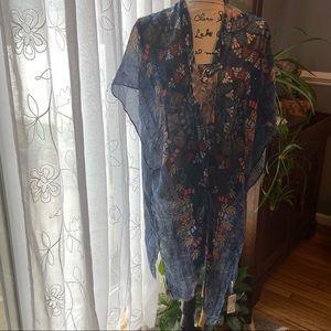 NWT kimono
